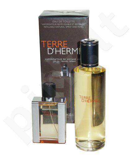 Hermes (EDT 30 ml + 125 ml EDT refill) Terre D Hermes, rinkinys vyrams