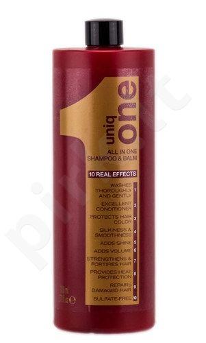 Revlon Uniq One Conditioning šampūnas, kosmetika moterims, 1000ml