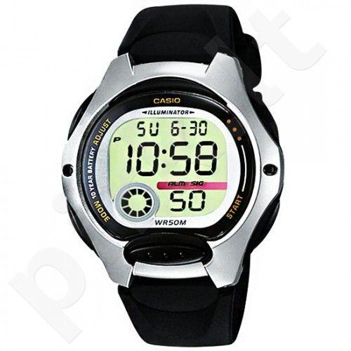 Vyriškas Elektroninis Casio laikrodis LW200-1AVEF