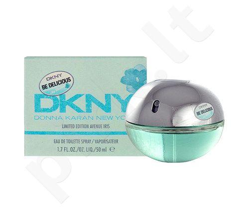DKNY Be Delicious City Blossom Avenue Iris, EDT moterims, 50ml