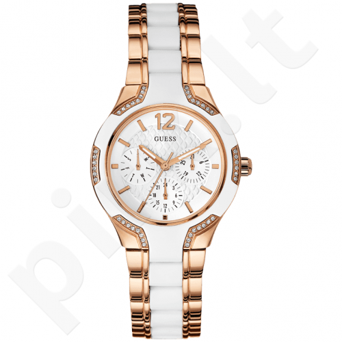Moteriškas GUESS laikrodis W0556L3