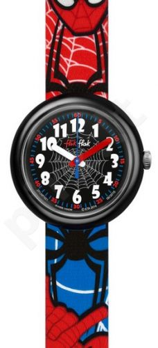 Laikrodis FLIK FLAK- FW15 - SPIDERMAN