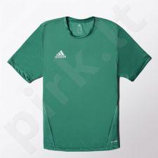 Marškinėliai futbolui Adidas Core Training Jersey M S22395