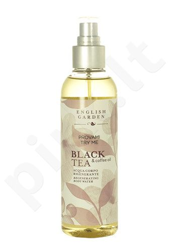 J & E Atkinsons Black Tea & Coffee Oil Body Water, tualetinis vanduo moterims, 200ml, (testeris)