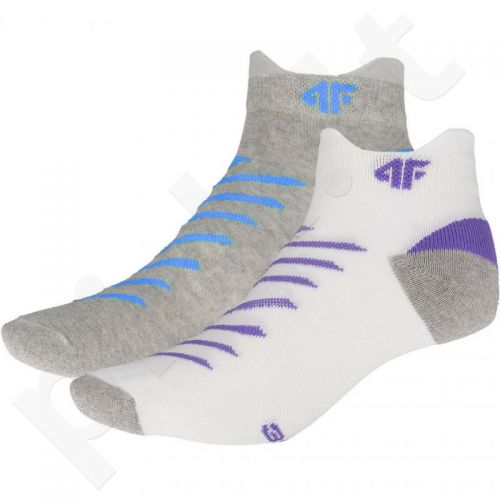 Kojinės moterims 4F H4L19 SOD006 51S 33S mėlynase