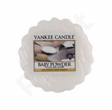 Yankee Candle Baby Powder, aromatizuota žvakė moterims ir vyrams, 22g