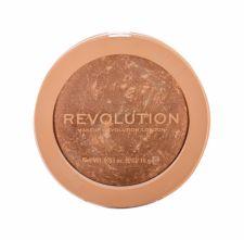 Makeup Revolution London Re-loaded, bronzantas moterims, 15g, (Long Weekend)