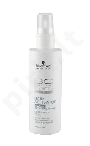 Schwarzkopf BC Cell Perfector Hair Activator Fortifying Tonic, kosmetika moterims, 100ml