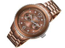 Esprit ES105802009 Marin Speed Aluminium Brown moteriškas laikrodis