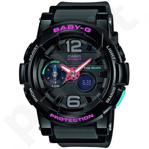 Vaikiškas laikrodis Casio Baby-G BGA-180-1BER