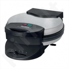 TEFAL WM310D Pancake maker, Power 1000W, Black-silver