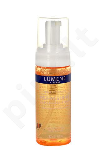 Lumene Bright Touch Refreshing Cleansing Foam, kosmetika moterims, 150ml