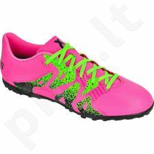 Futbolo bateliai Adidas  X 15.4 TF M S74609