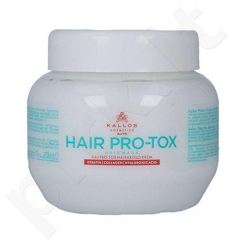 Kallos Hair Pro-Tox plaukų kaukė, kosmetika moterims, 275ml