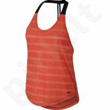 Marškinėliai sportiniai Nike Elastika Elevate Tank W 726417-696