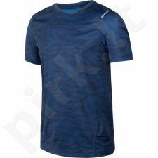 Marškinėliai treniruotėms Reebok Work Out Ready Jacquard M AJ3003