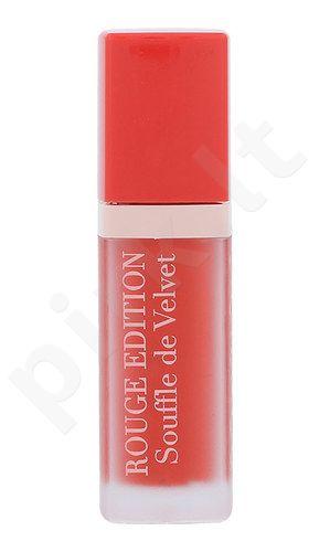BOURJOIS Paris Rouge Edition  Lūpų dažai, kosmetika moterims, 7,7ml, (01 Orangélique)