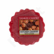 Yankee Candle Mandarin Cranberry, aromatizuota žvakė moterims ir vyrams, 22g