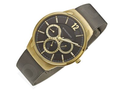 Romanson Classic TM4209FM1PAB1G vyriškas laikrodis