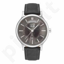 Vyriškas laikrodis Cerruti 1881 CRA128SN61BK