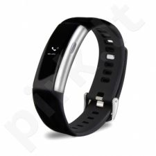 ART BAND SMART FITNESS WITH heart monitor - black