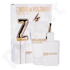 Zadig & Voltaire Just Rock! rinkinys moterims, (EDP 50 ml + kūno losjonas 100 ml)