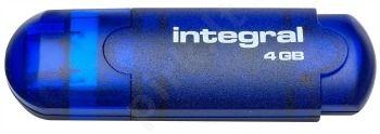 Atmintukas Integral Evo 4GB, Mėlynas