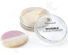 Dermacol Invisible Fixing pudra Natural, 13g, kosmetika moterims