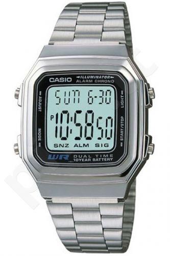 Laikrodis Casio A178WA-1A