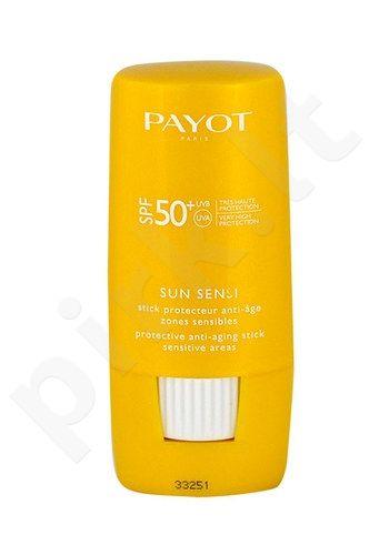 Payot Les Solaries Sun Sensi Protective Stick SPF50, kosmetika moterims ir vyrams, 8g