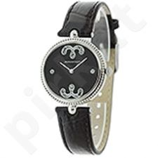 Moteriškas laikrodis Romanson RL0363 LW BK