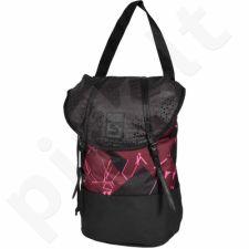 Kuprinė Puma Urban Pack juoda-bordinis 07342803