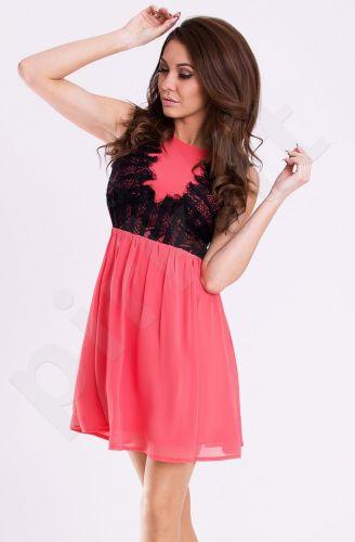 Emamoda suknelė - rausvo atspalvio 12004-2