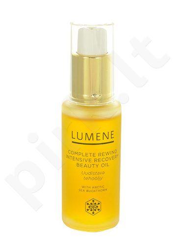 Lumene Complete Rewind Intensive Recovery Beauty Oil, kosmetika moterims, 30ml