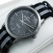 Vyriškas laikrodis BISSET TITANIUM BSFE42DIVX05BX