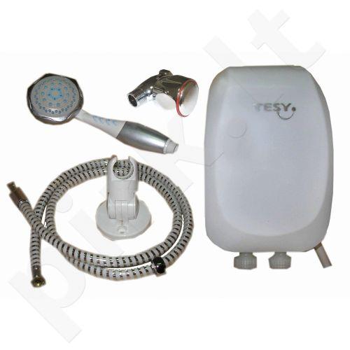 Momentinis elektrinis vandens šildytuvas 7kW BAH (voniai)