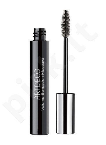 Artdeco blakstienų tušas Volume Sensation, kosmetika moterims, 15ml, (1 Black)