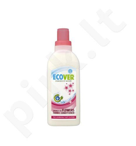 Gėlių kvapo audinių minkštiklis ECOVER, 750 ml