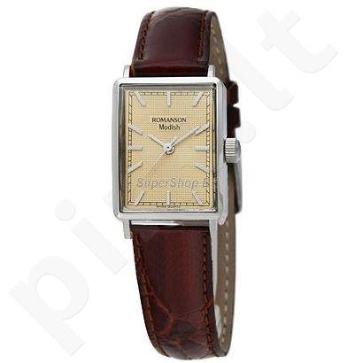 Moteriškas laikrodis Romanson DL5163 LW WH