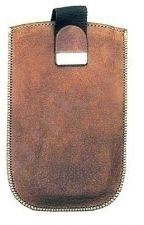 17-RG MAGNET 6 universalus dėklas Ryg šviesiai rudas