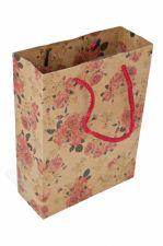Dovanų maišelis 21x16cm Rose