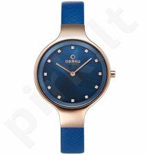 Moteriškas laikrodis OBAKU V173LXVLRA