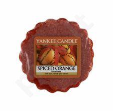 Yankee Candle Spiced Orange, aromatizuota žvakė moterims ir vyrams, 22g