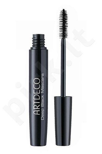 Artdeco blakstienų tušas Deep Black, kosmetika moterims, 10ml, (1 Black)