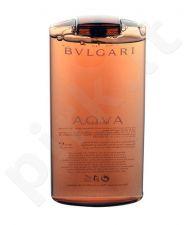Bvlgari Aqva Amara, dušo želė vyrams, 200ml