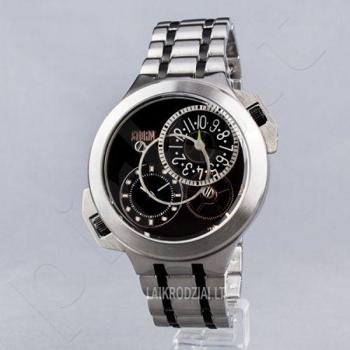 Vyriškas laikrodis STORM Dualtec Black