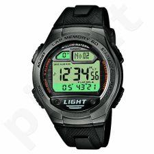 Vyriškas Elektroninis Casio laikrodis W-734-1AVEF