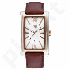 Vyriškas laikrodis Cerruti 1881 CRB042STR04DB