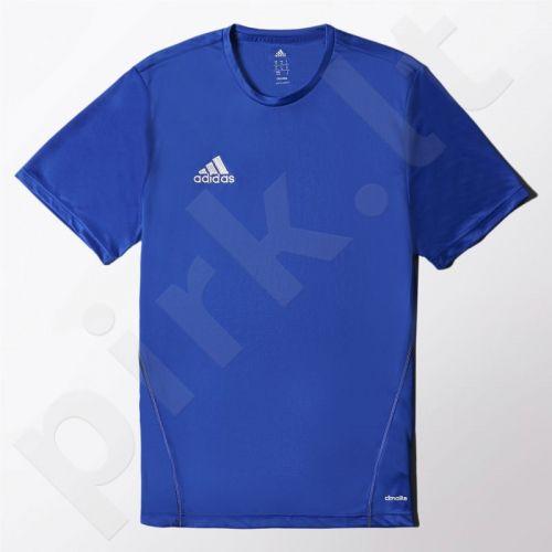 Marškinėliai futbolui Adidas Core Training Jersey M S22393