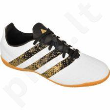 Futbolo bateliai Adidas  ACE 16.4 IN Jr BA8609